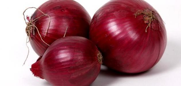 ما هي فوائد قشر البصل الأحمر