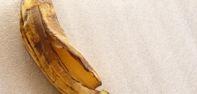 كيفية استخدام قشر الموز لتطويل الشعر