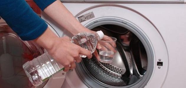 كيفية تنظيف غسالة الملابس