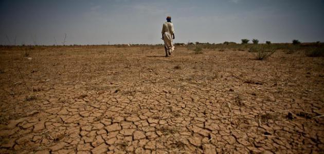 مظاهر الجفاف في المغرب