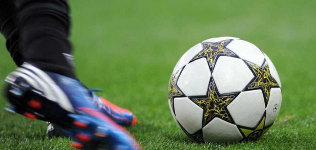بحث حول رياضة كرة القدم