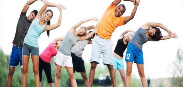 سبب زيادة الوزن بعد الرياضة