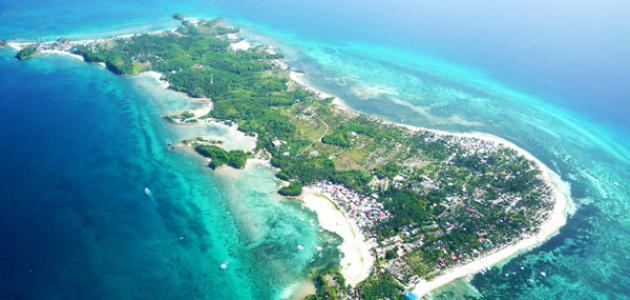 جزيرة سيبو الفلبينية
