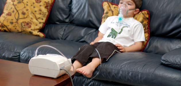 ما هو علاج ضيق التنفس عند الأطفال
