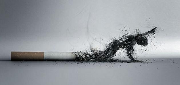 موضوع عن ظاهرة التدخين