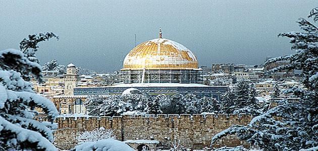 موضوع عن أهمية القدس الدينية