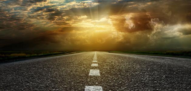 ما هو حق الطريق