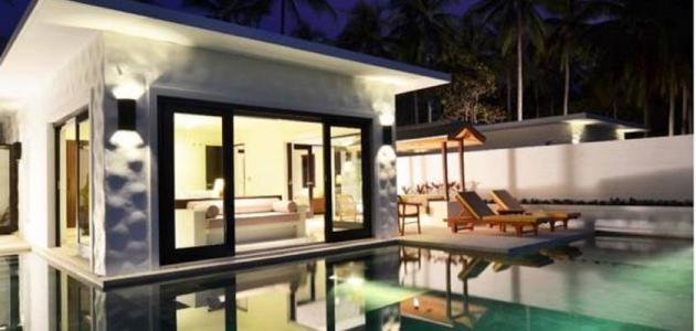 جزيرة رشا في تايلند