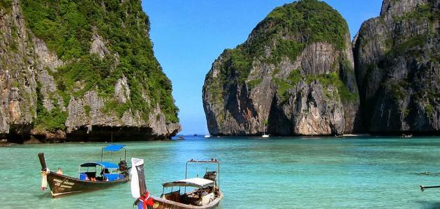 جزر فوكيت في تايلاند