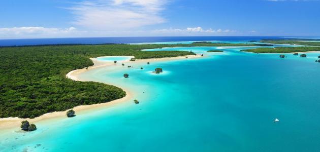 جزر كاليدونيا