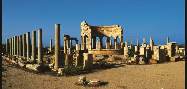نبذة عن ليبيا