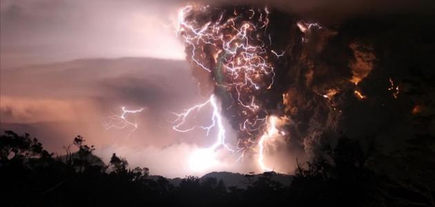 ظاهرة الرعد