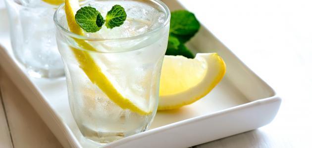 فوائد عصير الليمون بالنعناع للتخسيس
