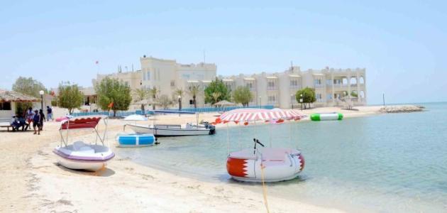 جزيرة الحوار في البحرين