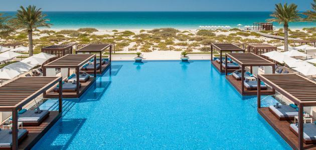 جزيرة السعديات في أبو ظبي
