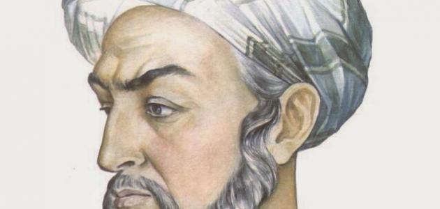 بحث عن عالم رياضيات مسلم موضوع