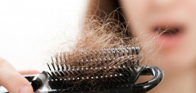 وصفة طبيعية لعلاج تساقط الشعر
