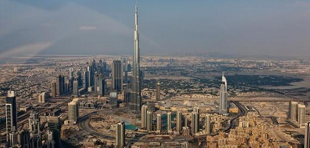 عدد السكان في دبي