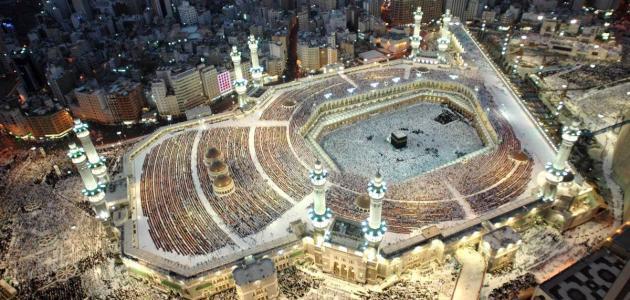 من الذي بنى المسجد الحرام