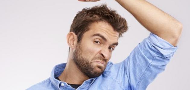 وصفات لإزالة رائحة العرق تحت الإبط