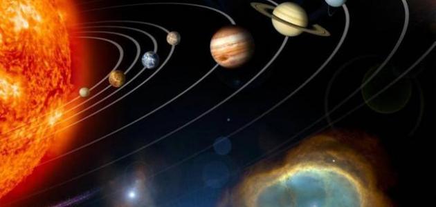 عدد الكواكب التي تدور حول الشمس