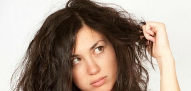 وصفات لعلاج الشعر التالف والمتقصف