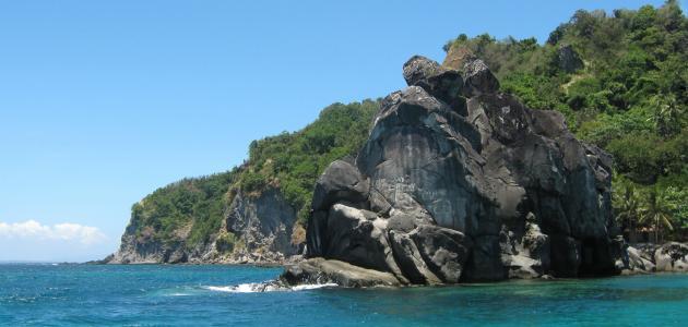 جزر سيبو في الفلبين