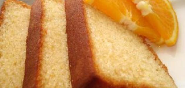 طريقة عمل كيكة صيامي بالبرتقال
