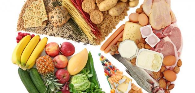 نظام غذائي متوازن وصحي