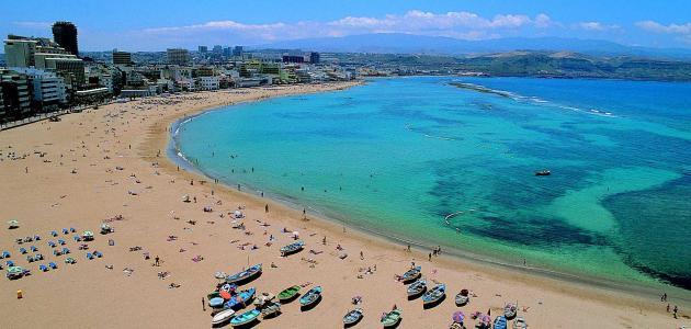 جزر الكناري في المغرب