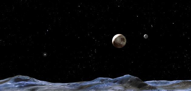 عدد أقمار كوكب نبتون