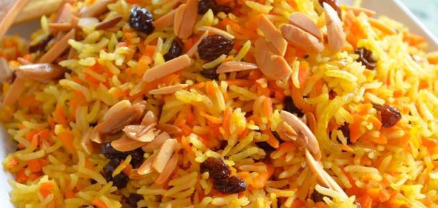 طريقة عمل الأرز بطريقة جديدة