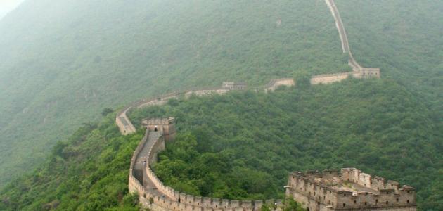 ما هو سور الصين العظيم