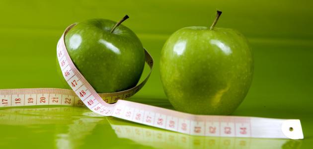 عدد السعرات التي يحتاجها الجسم يومياً