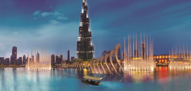 عوامل نجاح مدينة دبي في مجال السياحة والتجارة