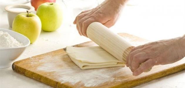 طريقة عمل الوربات بعجينة البف باستري