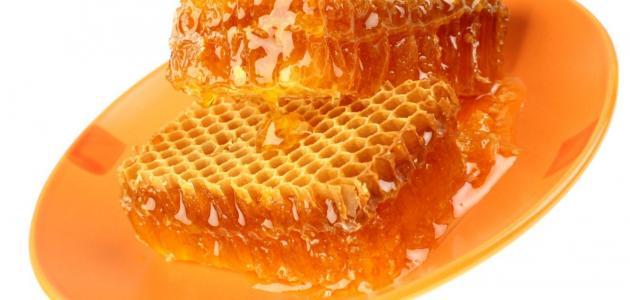 طريقة حفظ العسل