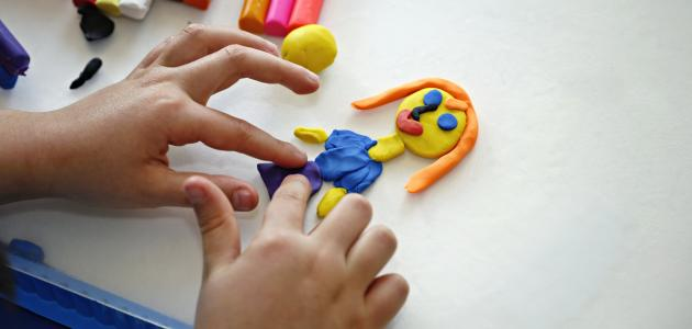طريقة صنع معجون اللعب