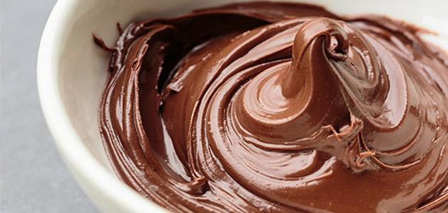 طريقة تحضير كريمة الشوكولاتة