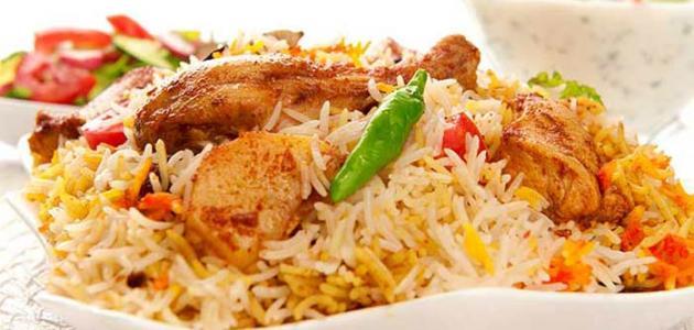 طريقة عمل فاهيتا الدجاج مع الأرز