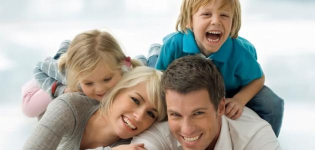 مفهوم الأسرة في علم الاجتماع