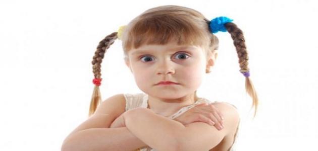 كيفية تربية الطفل العنيد
