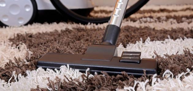طريقة تنظيف الغبار من المنزل