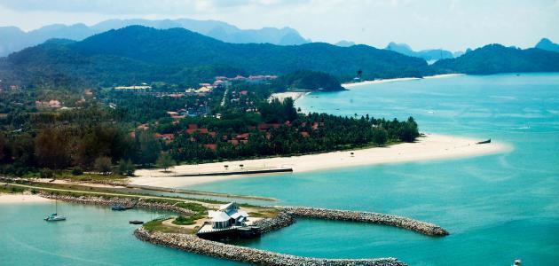 جزر لنكاوي في ماليزيا