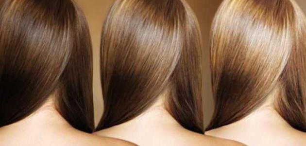 طريقة طبيعية لتفتيح لون الشعر