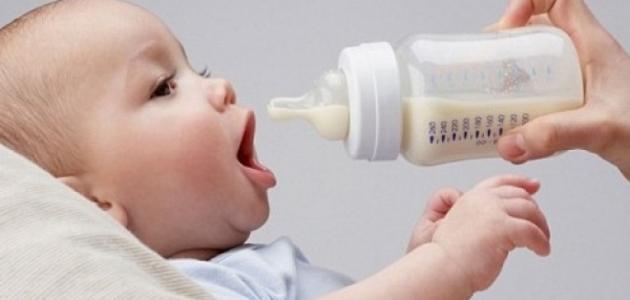 كيف يتكون الحليب في ثدي المرأة