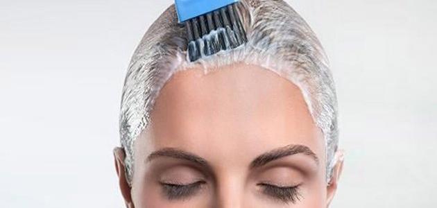 طريقة استعمال ماسك الشعر