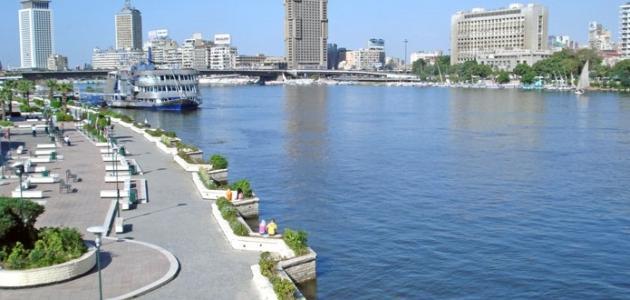 ما هو طول نهر النيل