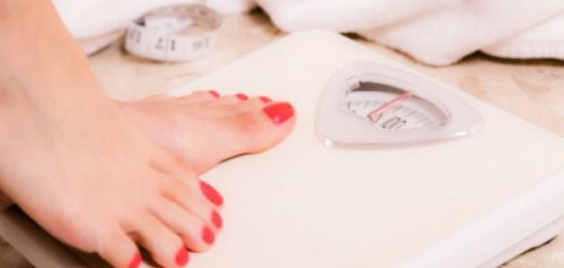 أسباب زيادة الوزن بشكل سريع