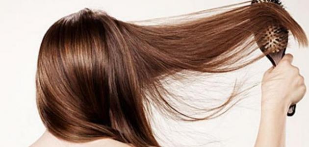 طريقة علاج تقصف الشعر